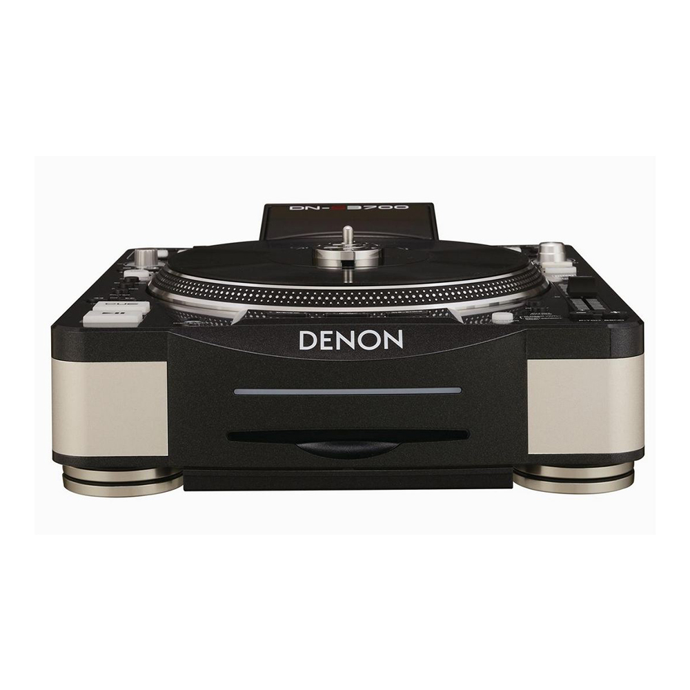 Denon Dns3700 Media Player Controller